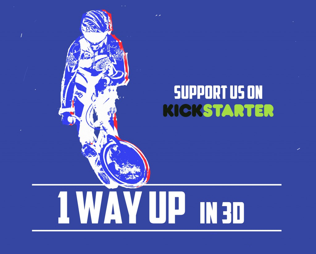 Support 1 Way Up on Kickstarter
