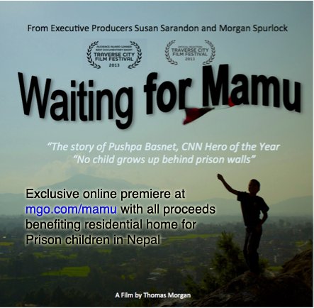 Waiting For Mamu Exclusive M-GO Premiere