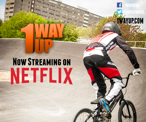 1 Way Up on Netflix -Tre