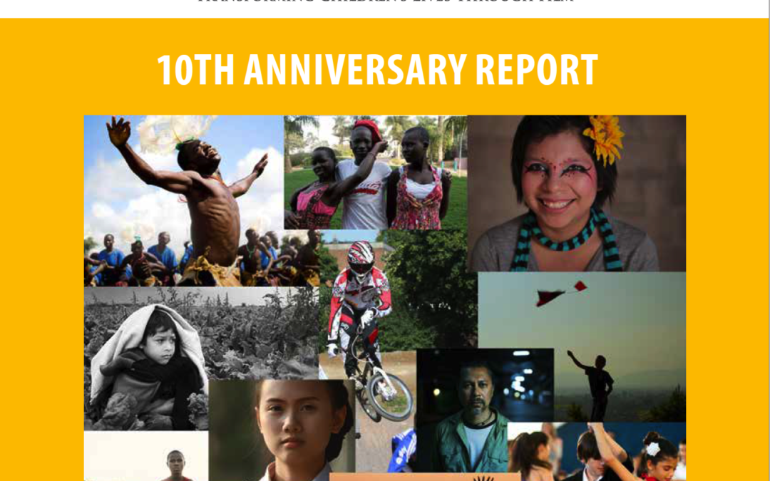 Shine Global 10 year Report: 2005-2015