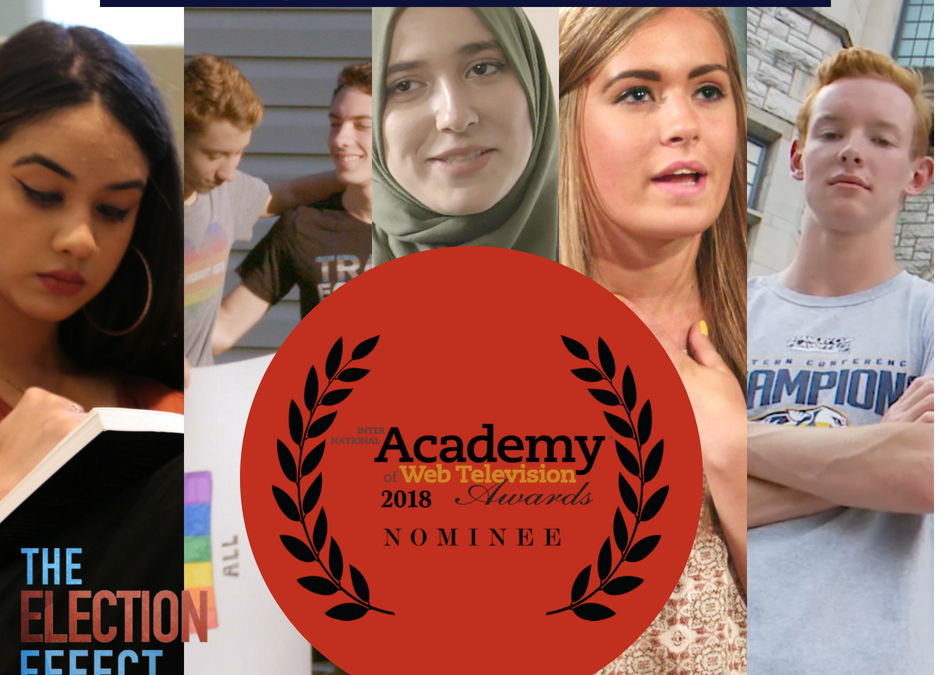 The Election Effect Nominated for Best Doc Series by IAWTV
