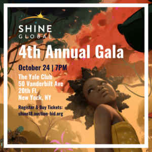 October 24th, 2018 Shine Gala in NYC